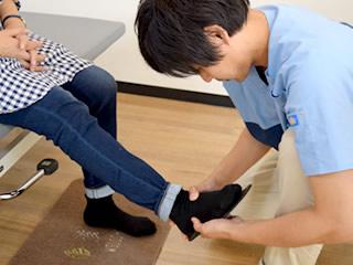 足と靴の専門